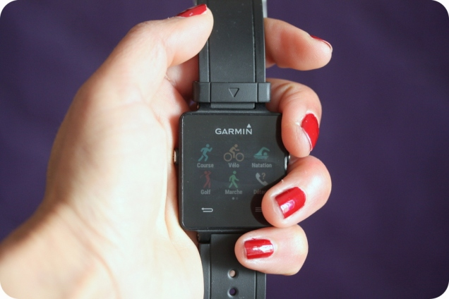 montre de sport garmin vivoactive the sporty family