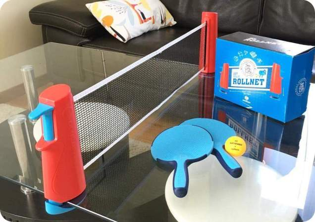 rollenet tennis de table partout the sporty family