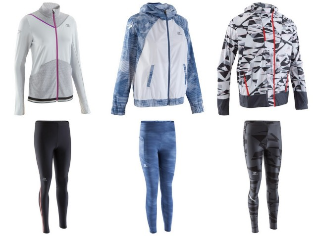 collection automne hiver decathlon the sporty family
