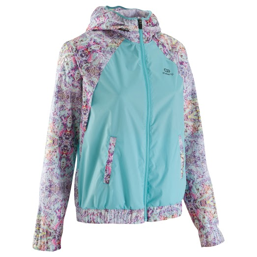 elio rain jacket blue kaleido the sporty family