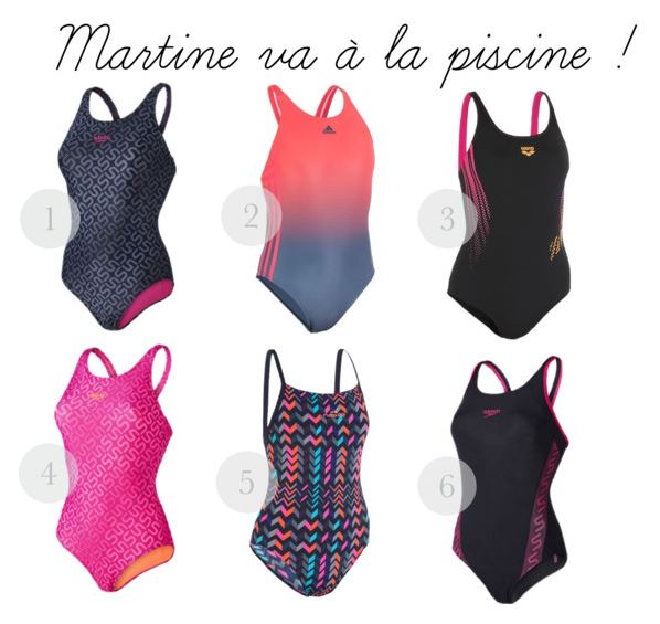 selection maillots de bain piscine the sporty family