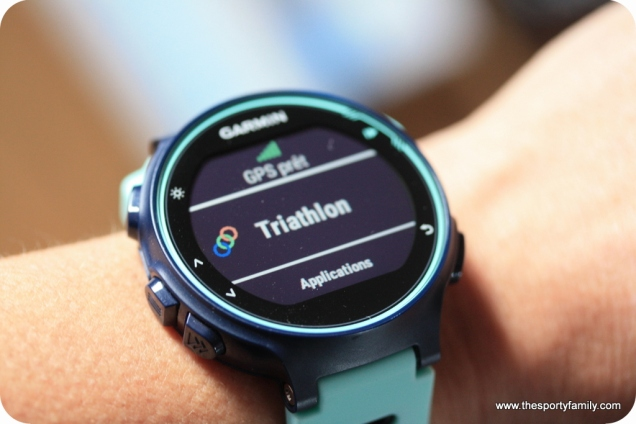 garmin triathloln de paris 2017 the sporty family